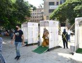 13 كلية بجامعة القاهرة تواصل امتحانات الفصل الدراسى الثانى للفرق النهائية