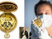 بيع ساعة بريجيت بمليونى دولار فى مزاد أونلاين.. اشتراها الملك جورج الثالث سرا