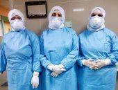 ممرضة حصلت على 98.7% بالثانوية: بحلم بكلية الطب وذاكرت وأنا بحارب كورونا