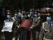 أذربيجان وأرمينيا قصف مسلح واتهامات متبادلة على الحدود