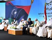 السيسى: مصر ستتدخل بشكل مباشر فى ليبيا لمنع تحولها لبؤرة للإرهاب