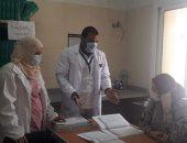وكيل وزارة الصحة بجنوب سيناء يتفقد سير العمل وانتظامه بالوحدات والمراكز الطبية