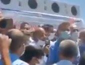 فيديو.. مظاهرات تطالب أردوغان وحزب العدالة والتنمية بالرحيل لانقطاع الكهرباء