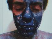 """""""محمد"""" يكتشف موهبته فى الرسم ويتقن فن الـ Face paint"""