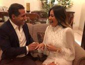 أمينة خليل تتصدر تريند جوجل بعد شائعات إقامة حفل زفافها بالجونة