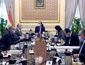 رئيس الوزراء يتابع مع وزير الزراعة ملفات الأراضى القابلة للزراعة بوسط وشمال سيناء