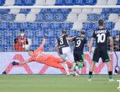 ملخص واهداف مباراة ساسولو ضد يوفنتوس 3-3 في الدوري الايطالي