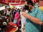 غلق مصنع و4 منشآت غذائية وإعدام 310 كيلو أغذية منتهية الصلاحية بالشرقية