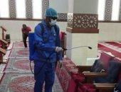 تعقيم مساجد مكة بتقنية تقضى على الفيروسات فى 30 ثانية.. اعرف التفاصيل