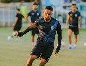 سيف الجزيرى يسافر إلى تونس عقب مباراة المقاولون والأهلى للانضمام للمنتخب