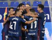 هويسكا ثانى الصاعدين للدوري الإسباني الموسم المقبل