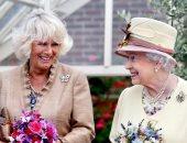 الملكة إليزابيث تهنئ كاميلا دوقة كورنوال بمناسبة عيد ميلادها الـ73