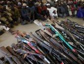 الجيش النيجيري يسيطر على معسكرات مسلحين موالين لداعش في شمالي شرقي البلاد