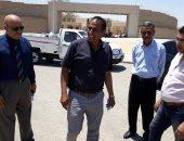 رئيس جامعة أسوان يتفقد مستشفى اليوم الواحد الجديدة تمهيدا لافتتاحها