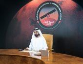 حاكم دبى بعد تشغيل أول مفاعل نووى: الإمارات شطرت الذرة.. وتريد استكشاف المجرة