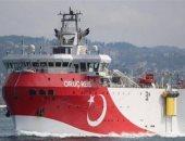 تركيا تسحب سفينة تنقيب لميناء أنطاليا قبيل أسبوع من القمة الأوروبية