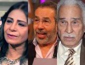 هجوم من ممثلة على عبد الرحمن أبو زهرة.. ومدحت العدل يدافع عنه