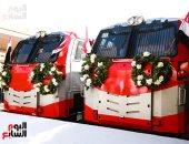 السكة الحديد تستقبل الدفعة السادسة من العربات الروسية الجديدة.. الجمعة
