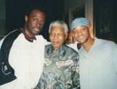 ويل سميث في ذكرى ميلاد نيلسون مانديلا: أعظم الأبطال في حياتي