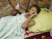 والد طفل سقط ببيارة بسبب طيارة ورق بالشرقية: تحرر محضر بعد تداول فيديو لابني