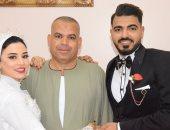 """أسرة الشهيد """"ماسا"""" تحتفل بزفاف شقيقته بحضور أقارب العروسين فى الغربية.. صور"""
