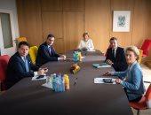 """""""قادة الأوروبى """" يواصلون محادثات خطط تعزيز اقتصادات الاتحاد بعد كورونا"""