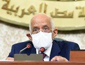 رئيس البرلمان يقدم واجب العزاء للنائب محمد المسعود فى وفاة نجله