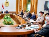 مجلس الدفاع الوطنى: تثبيت الموقف الميداني الراهن في ليبيا وعدم تجاوز الخطوط المعلنة
