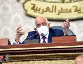 رئيس مجلس النواب: جلسة سرية لنظر موضوع هام بعد ربع ساعة