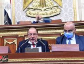 رئيس البرلمان: الحكومة لا تتدخل فى أعمال المجلس.. ودورنا التشريع والرقابة