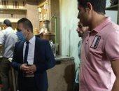 حملة مكثفة على الكافيهات والمقاهى بدمياط لمتابعة الالتزام بالإجراءات الاحترازية