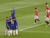 تشيلسي يُقصي مانشستر يونايتد من كأس الاتحاد الإنجليزي بثلاثية
