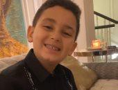 أصالة تعلن عن خطوبة ابنتها شام بفيديو لابنها على إنستجرام