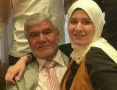 "حبيبة إكرامى فى صورة مع والدها: ""مفيش حد مبيحبوش.. وبفتخر به فى كل مكان"""
