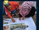 صور .. أهالى قرية الجبيل بطور سيناء يوافقون على استراتيجية تطويرها