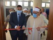 محافظ الدقهلية يفتتح مسجد الديوان العام ومصلى السيدات.. صور