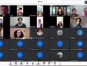 قنصلية الصين بالإسكندرية تنظم ندوة أون لاين مع طلاب الجامعة