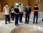 محافظ القليوبية: الانتهاء من مرسى قصر محمد على بشبرا الخيمة وتسليمه مايو المقبل