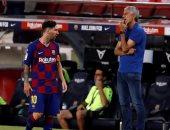 مفاتيح كيكى سيتين لتتويج برشلونة بلقب دورى أبطال أوروبا