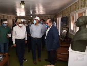 رئيس الوزراء يُكلف بوضع تصور كامل لتنمية منطقة وادي الراحة بسانت كاترين