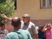 سكرتير عام مساعد البحر الأحمر يزور منطقة زرزارة لإنهاء إجراءات تقنين الأراضى