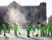 تراجع إصابات ووفيات فيروس كورونا بالمكسيك