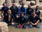 """""""المالحى""""ملحمة مصرية.. صارع الأمواج 11 يوما للعثور على جثة الشاب نور"""