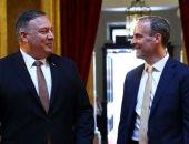 وزير الخارجية الأمريكى يأمل فى إتفاق سريع للتجارة الحرة مع بريطانيا