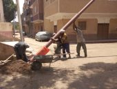 تخصيص فريق بكل حى للاستجابة الفورية لمشكلات المواطنين بمدينة الأقصر