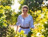 وسط الخضرة والطبيعة.. الملكة رانيا في أحدث ظهور لها بين جبال عجلون