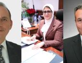 توقيع بروتوكول تعاون بين الصحة والبنك الأهلى وبنك مصر  بقيمة 60 مليون جنيه