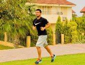 طارق حامد يعود اليوم للمشاركة فى تدريبات الزمالك استعدادا للطلائع