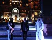 سفير السعودية بالقاهرة: سعدت بزيارة قصر البارون والتجول بهذه التحفة الفريدة
