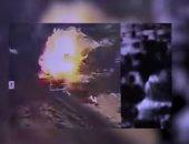 إحباط محاولة هجوم إرهابى بشمال سيناء.. الجيش المصرى يعلن مقتل 18 تكفيريا وتدمير 4 عربات منهم 3 سيارات مفخخة.. مطاردة الإرهابيين بمزارع ومنازل غير مأهولة.. ومقتل تكفيرى يرتدى حزاما ناسفا (صور وفيديو)